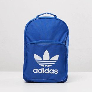 Plecak Adidas Originals BP Clas Trefoil Backpack blue BK6722