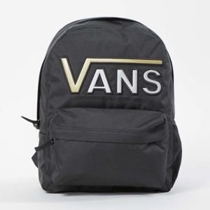 Plecak Vans Realm Flying V Backpack black camo VN0A34GHBLR