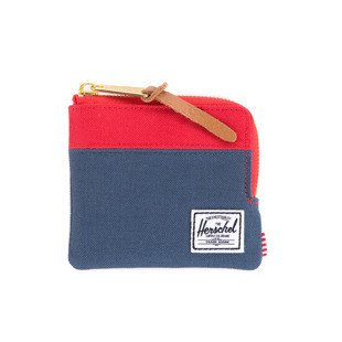 Portfel Herschel Johnny Wallet navy / red (10094-00018)