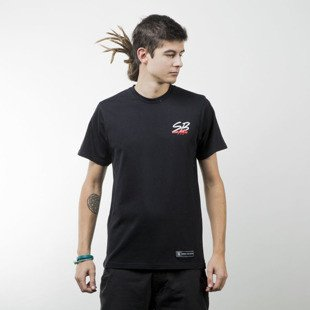 SB Stuff koszulka t-shirt Tiny black