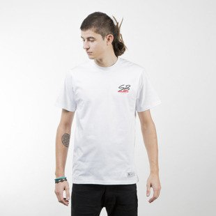 SB Stuff koszulka t-shirt Tiny white