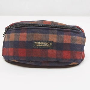 Saszetka Turbokolor Hipbag flannel / multicolor