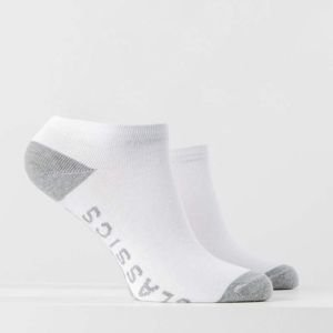 Skarpetki Mass Denim Socks Classics Cut white