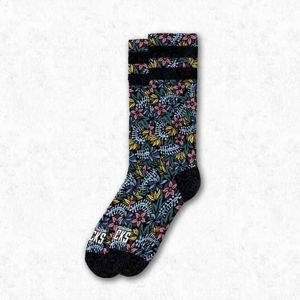 Skarpety American Socks Welcome to The Jungle quim Siganature