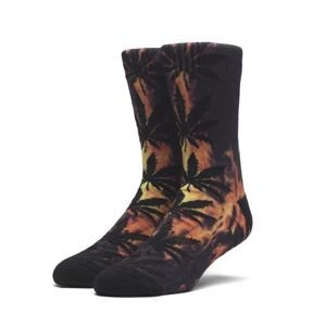 Skarpety HUF Digital Plantlife Crew Sock hot fire