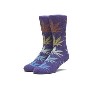 Skarpety HUF Melange Plantlife Socks purple
