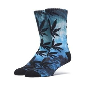 Skarpety HUF Outdoors Digital Plantlife Crew Sock aqua