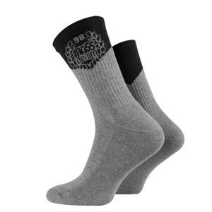 Skarpety Mass Denim V Socks heather grey