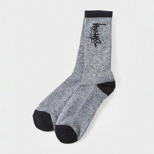 Skarpety Stussy Stock Socks black / white