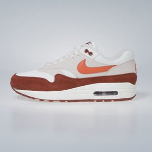 Sneakers Buty Nike Air Max 1 sail / wintage coral - mars stone AH8145-104