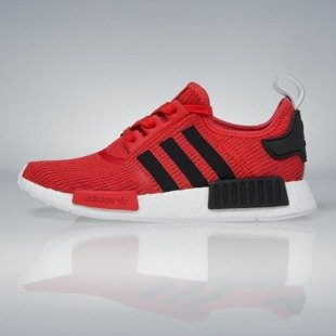 Sneakers buty Adidas Originals NMD_R1 red / core black / footwear white BB2885