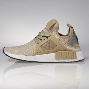 Sneakers buty Adidas Originals NMD_XR1 PK linen / metallic silver / core black S77194