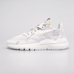 24b567c60d2 Sneakers buty Adidas Originals Nite Jogger ftwr white   crystal white    grey one (BD7676