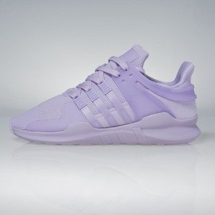 Sneakers buty Adidas Originals WMNS Equipment Support ADV purple glow / purple glow / sub green BY9109