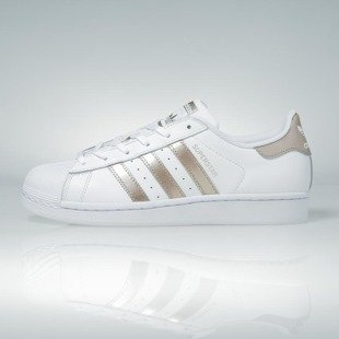 Sneakers buty Adidas Superstar WMNS footwear white / supplier colour BA8169