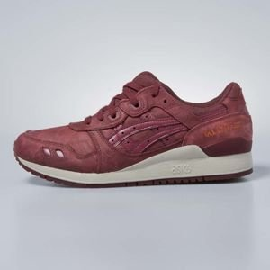 Sneakers buty Asics Gel-Lyte III russet brown / russet brown HL7V3-2626