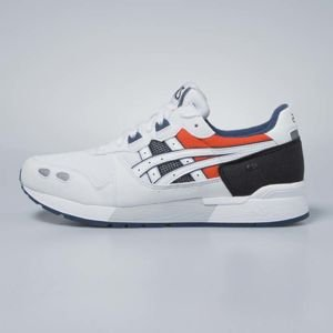 Sneakers buty Asics Gel-Lyte white / white H825Y-0101