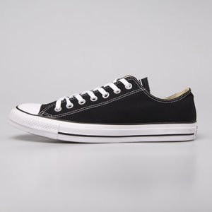 Sneakers buty Converse WMNS All Star OX black (M9166C)