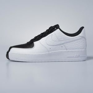 Sneakers buty Nike Air Force 1 '07 Premium black / white - black 905345-004