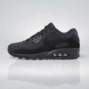 Sneakers buty Nike Air Max 90 Essential black / black 537384-072