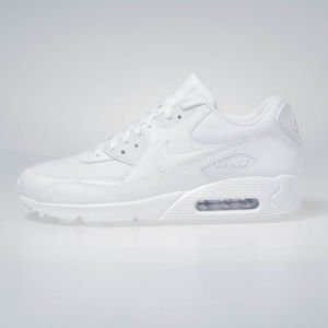 Sneakers buty Nike Air Max 90 Essential white / white (537384-111)