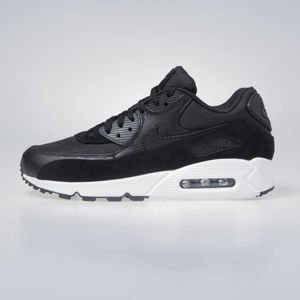 Sneakers buty Nike Air Max 90 Premium black/black-white-anthracite 700155-014