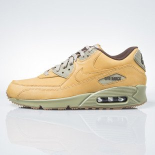 Sneakers buty Nike Air Max 90 Winter Premium bronze / baroque-brown (683282-700)