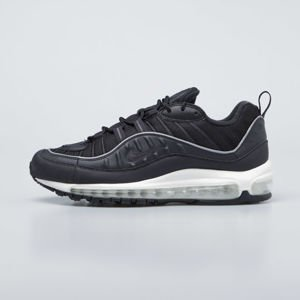 Nike Womens Air Max 270 Running Trainers AH6789 Sneakers Shoes (UK 4.5 US 7 EU 38, Black Light Bone 010)