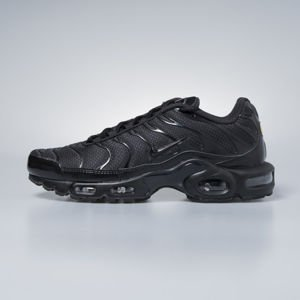 Sneakers buty Nike Air Max Plus black / black - black 604133-050
