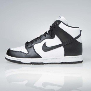 Sneakers buty Nike Dunk Retro black / black-white 846813-002