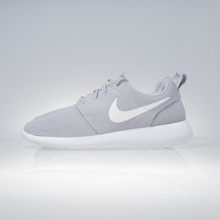 Sneakers buty Nike Roshe One wolf grey / white (511881-023)