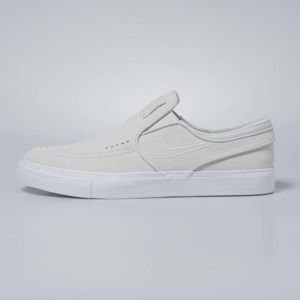 Sneakers buty Nike SB Zoom Stefan Janoski Slip white/ light bone - white 833564-100