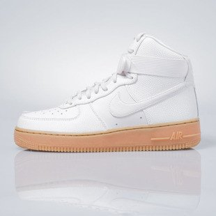 Sneakers buty Nike WMNS Air Force 1 Hi Se phantom / phantom-lt iron ore 860544-001