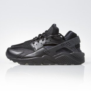 Sneakers buty Nike WMNS Air Huarache Run black / black (634835-012)