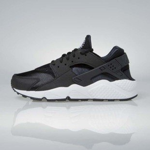 Sneakers buty Nike WMNS Air Huarache Run black / black-white 634835-006