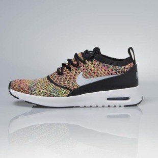 Sneakers buty Nike WMNS Air Max Thea Ultra FK bright crimson / wolf grey-black 881175-600