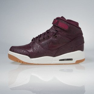 Sneakers buty Nike WMNS Air Revolution Premium Essential night maroon / night maroon-sail 860523-600