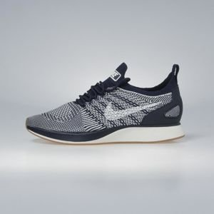 Sneakers buty Nike WMNS Air Zoom Mariah Flyknit Racer college navy / sail 917658-400