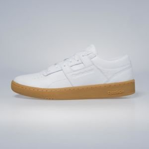 Sneakers buty Reebok Classic Club Workout white / chalki / black-gum BS6205