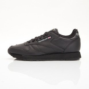 Sneakers buty Reebok Classic Leather Black (2267)