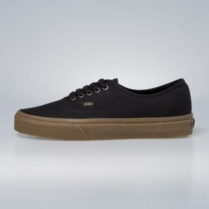 Sneakers buty Vans Authentic (Light Gum) black VN0A38EMLPT