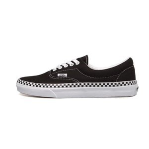 Sneakers buty Vans Era Check Foxing black / true VN0A38FRVOS1