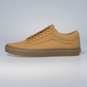 Sneakers buty Vans Old Skool (Vansbuck) light gum / mono VN0A38G1OTS