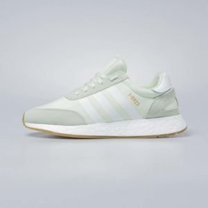Sneakers buty damskie Adidas Originals I-5923 green / areo green / footwear white / gum 3 CQ2530