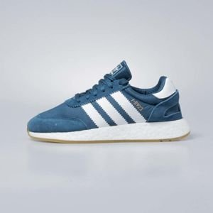 Sneakers buty damskie Adidas Originals I-5923 petrol night / footwear white / gum 3 CQ2529