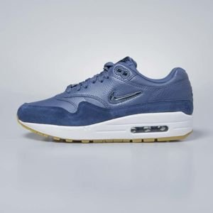 Sneakers buty damskie Nike Air Max 1 Premium SC diffused blue / diffused blue AA0512-400