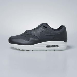 Sneakers buty damskie Nike WMNS Air Max 1 Premium anthracite / anthracite - black 454746-016