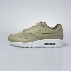 Sneakers buty damskie Nike WMNS Air Max 1 Premium neutral olive / neutral olive 454746-205