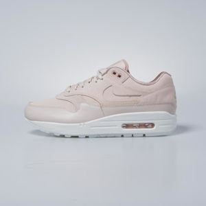 Sneakers buty damskie Nike WMNS Air Max 1 Premium particle beige / particle beige 454746-206