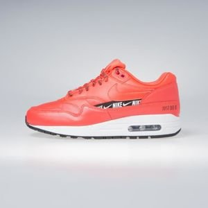 Sneakers buty damskie Nike WMNS Air Max 1 SE bright crimson (881101-602)